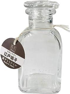 ワールドクリエイト 藍花 江戸ガラス醤油差し ヒストリー 42621