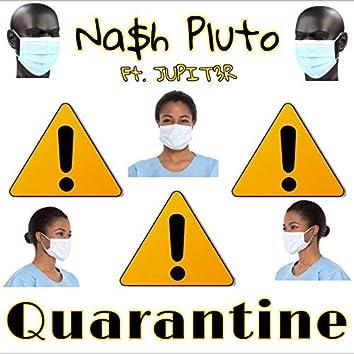 Quarantine (feat. Jupit3r)