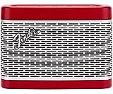 Fender Newport - Altavoz Bluetooth, rojo