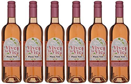 Vive la Vie - Vin Rosé Sans Alcool - 6x75cl