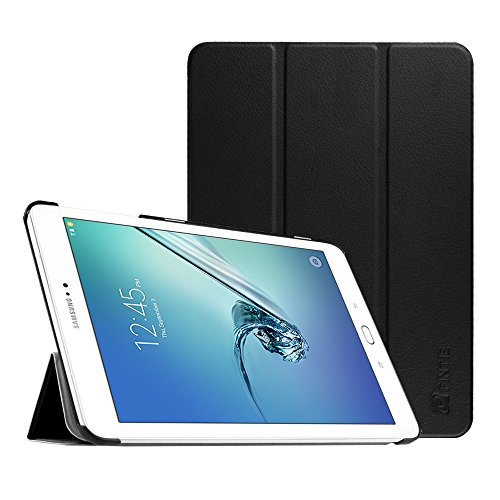 Fintie Slim Shell Case for Samsung Galaxy Tab S2 9.7 - Ultra Lightweight Protective Stand Cover with...