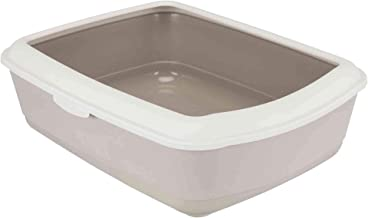 Trixie Classic cat Litter Tray, with Rim