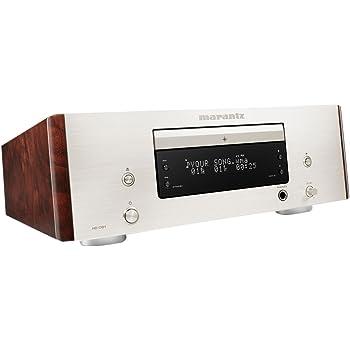 マランツ Marantz HD-CD1 CDプレーヤー ヘッドフォンアンプ内蔵 シルバーゴールド HD-CD1/FN