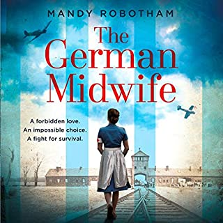 The German Midwife audiobook cover art