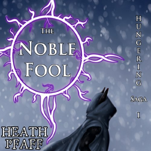 The Noble Fool audiobook cover art