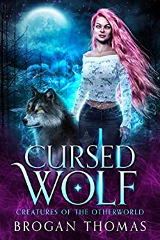 Book cover image for Cursed Wolf (Creatures of the Otherworld)