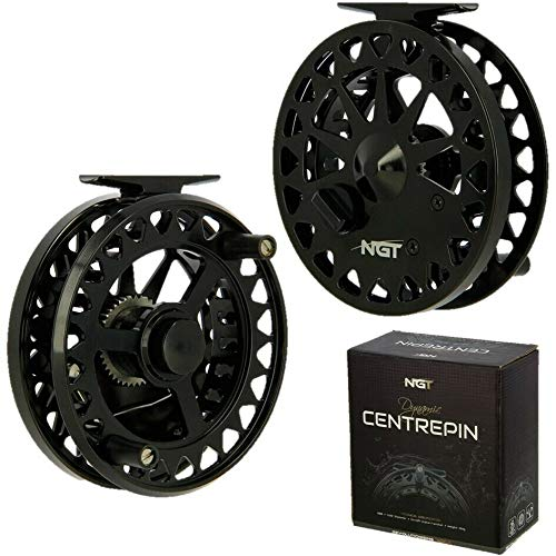 NGT Fishing Centrepin Reel