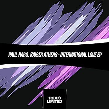 International Love EP