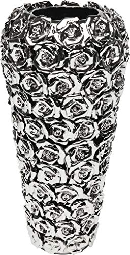 Kare Design Vase Rose Multi Chrom Small, 36,5x17,5x17,5cm