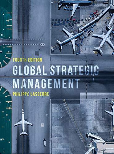 Global Strategic Management (English Edition)