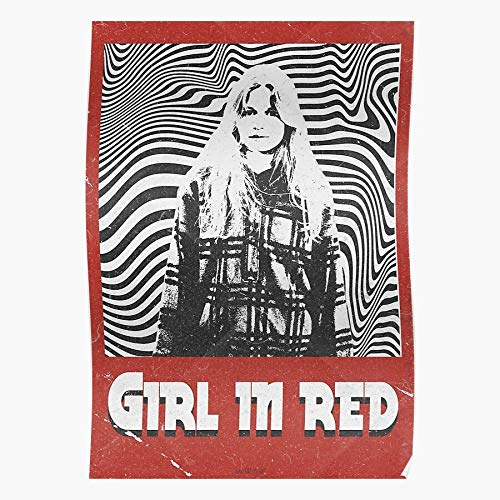 Dilysfashion The Die Summer Ill Girlfriend Bad in Your We Dead Red Pool October Wanna Anyway Girls Be I Love Depression Girl Fell Idea The Best and Newest Poster for Wall Art Home Decor Room