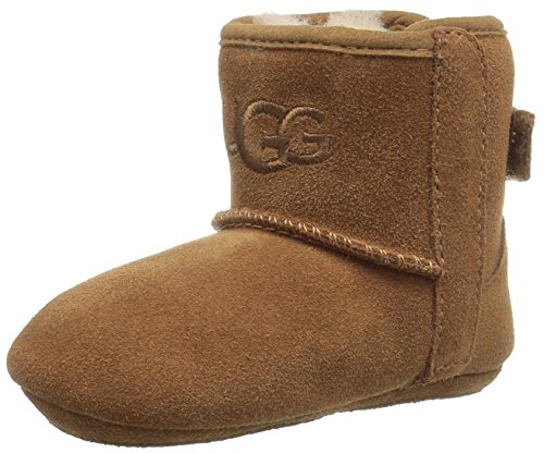 UGG Baby's Unisex Jesse II Boot, Chestnut, 0.5 (UK)