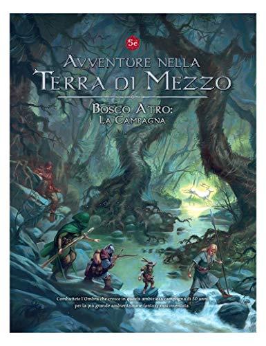 Need Games Avventure nella Terra di Mezzo. Bosco Atro. la Campagna. Gioco da Tavolo