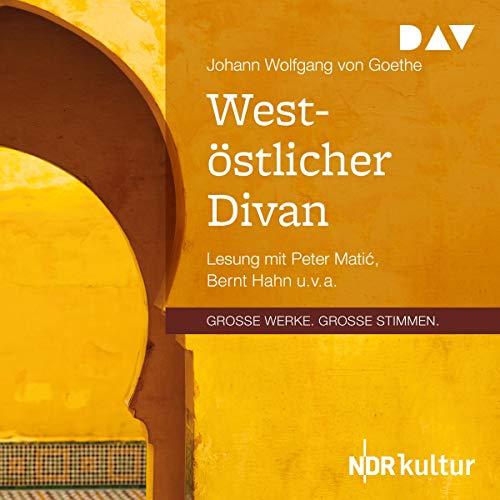 West-östlicher Divan Titelbild