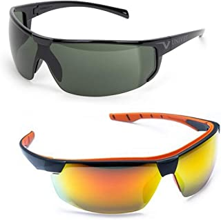 Óculos de Sol Esportivo Bike Ciclismo Pesca Kit 2 Unidades