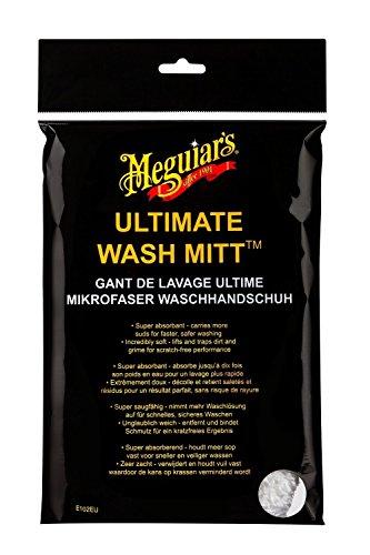 Meguiar's E102EU Ultimate Wash Mitt Waschhandschuh