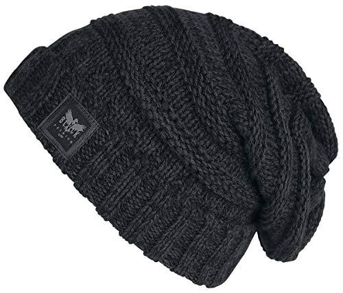 Black Premium by EMP Beanie Unisex Mütze schwarz
