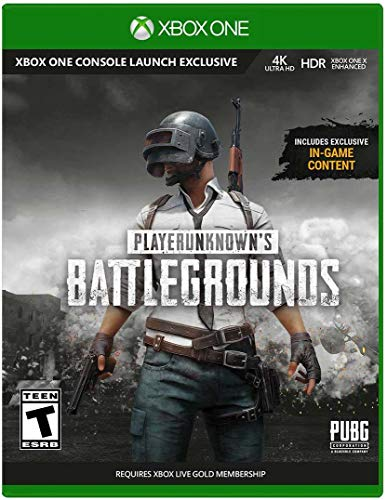 Playerunknowns Battlegrounds - Full Product Release - Xbox One