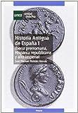 Historia antigua de España I. Iberia prerromana, hispania republicana y alto imperial (UNIDAD DIDÁCTICA)