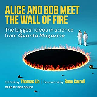 Alice and Bob Meet the Wall of Fire audiobook cover art