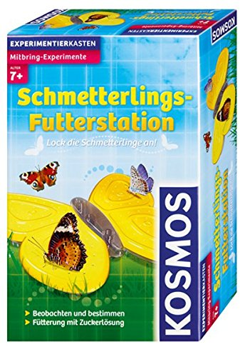 Kosmos 657147 - Schmetterlings-Futterstation, Mitbringexperiment