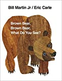 Brown Bear, Brown Bear, What Do You See? by Eric Carle (1997-01-02) - Puffin - 02/01/1997