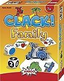AMIGO Spiel + Freizeit- Clack Family Gioco di Carte, 2104