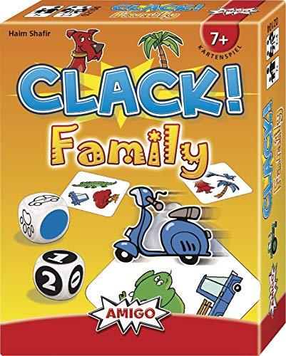Amigo Spiel + Freizeit 2104 Clack Family...