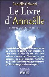 Le livre d'Annaëlle d'Annaëlle Chimoni