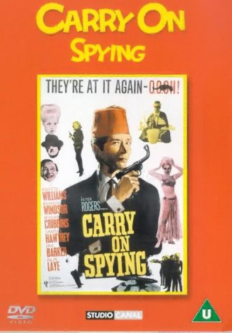 Carry On Spying [DVD] [1964]