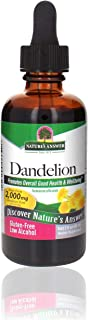 Nature's Answer Dandelion Root with Organic Alcohol, 2-Fluid Ounces | Liver Support | Promotes Healthy Digestion | Promote...