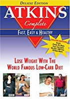 Atkins Complete: It's Fast Easy & Healthy [DVD] [Import]