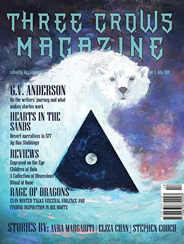 Three Crows Magazine #4 (English Edition)