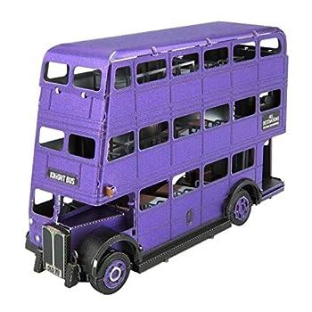 Fascinations Metal Earth Harry Potter Knight Bus 3D Metal Model Kit