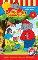 BENJAMIN BLUEMCHEN (FOLGE 75) - DER GEHEIMNISVOLLE BRIEF (1 CD)