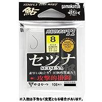 がまかつ(Gamakatsu) ザ・ボックス T1 セツナ (ナノスムースコート) #8.