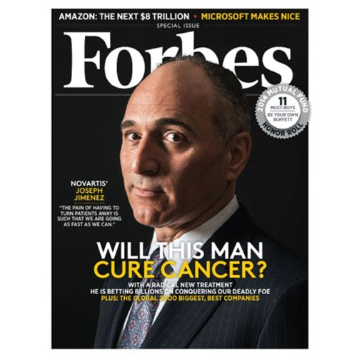 Forbes, May 12, 2014 audiobook cover art