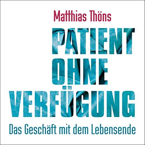 Patient ohne Verfügung Titelbild