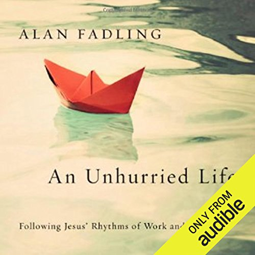 An Unhurried Life cover art