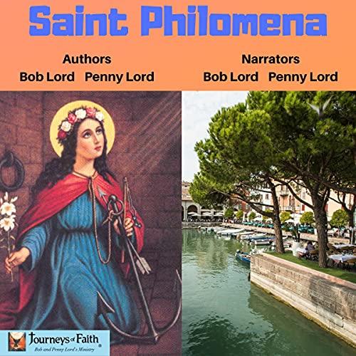 Saint Philomena cover art