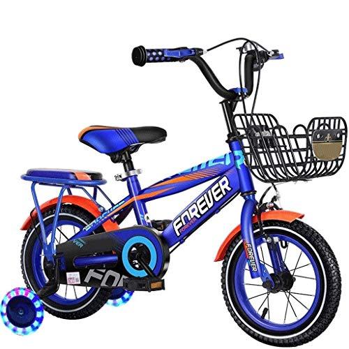 Jue 12 Pulgadas de Bicicletas for niños, 14 Pulgadas, 16 Pulgadas de Bicicletas niños Niño Niña Deporte de la Bicicleta de la Bici