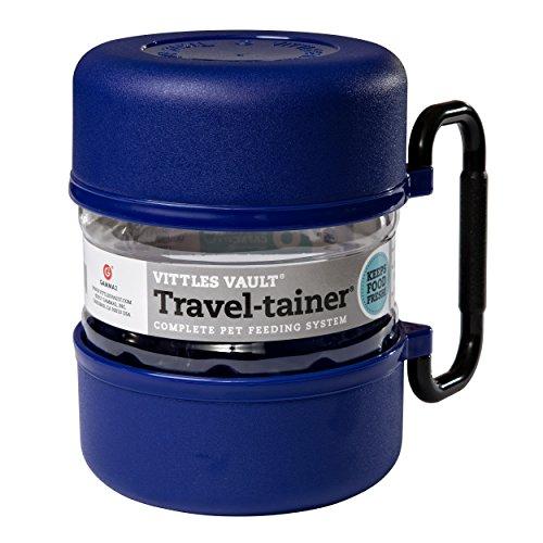 Gamma2 Vittles Vault Pet Food Travel-Tainer Kit