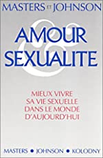 Amour sexualité de William Howell Masters