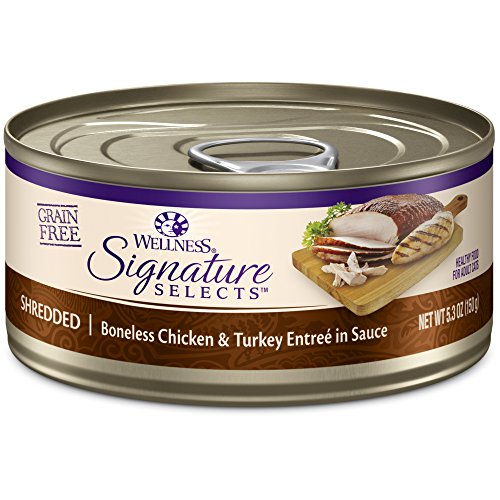 Wellness CORE Signature Selects Grain Free Canned...