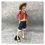 NOCEVCX Figuras de Anime de acción 17cmmonkey D. Luffy Dibujos Animados Muñeca Modelo Muñeca PVC Est...