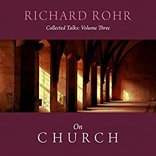 Richard Rohr on Church cover art