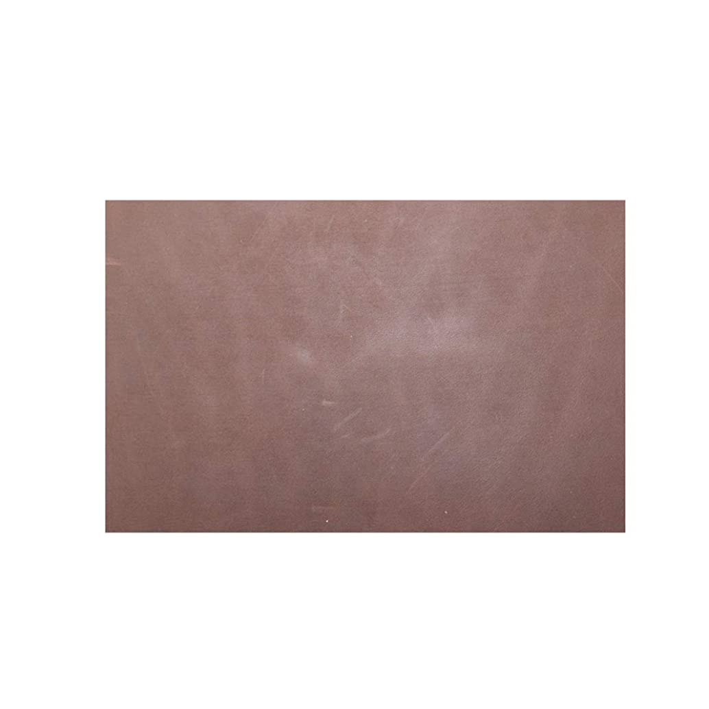 Hide & Drink, Thick Leather Rectangles (4