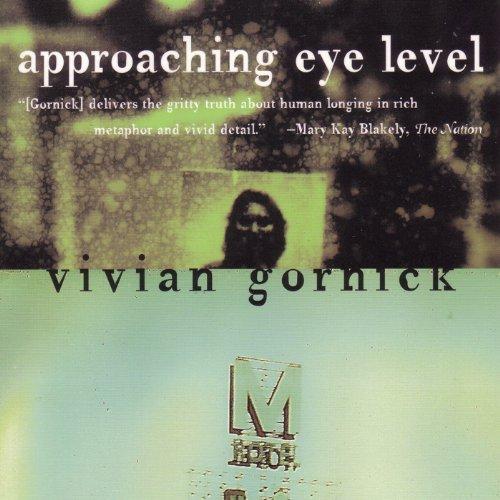 Approaching Eye Level audiobook cover art