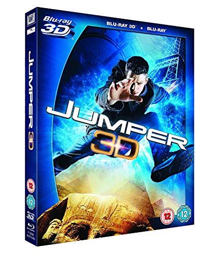 Jumper (Blu-ray 3D + Blu-ray) [2008]