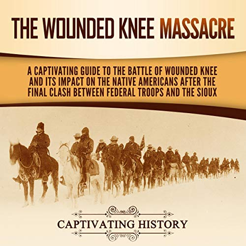 The Wounded Knee Massacre cover art